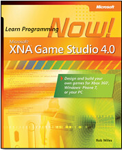 XNA 4.0 by Rob Miles