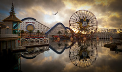 Happy Anniversary Disney California Adventure! (Explored at #1, 2/8/11) photo by WJMcIntosh