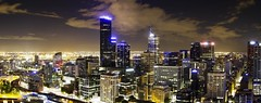 City of Lights - Melbourne at Night photo by PhotoQueen001