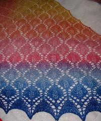 leaf lace shawl2 det