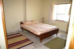 John and Rachel's bedroom