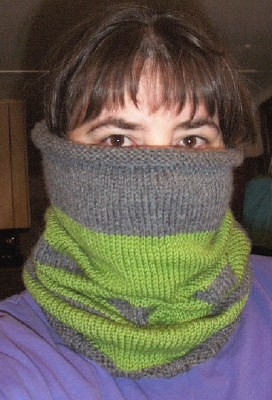 me in neck warmer