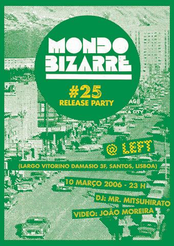 Festa Mondo Bizarre #25
