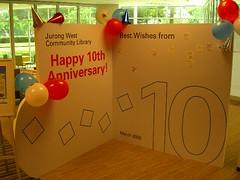 JWCL 10th Anniversary