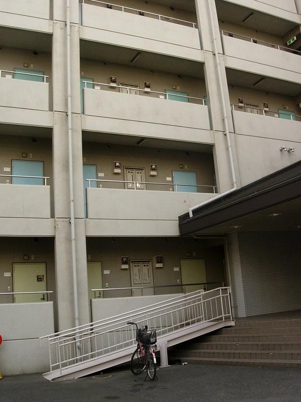 dormitory building 3