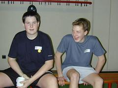 Manuel und Stefan