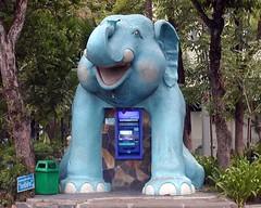 Cute ATM