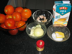 Tomato soup meez