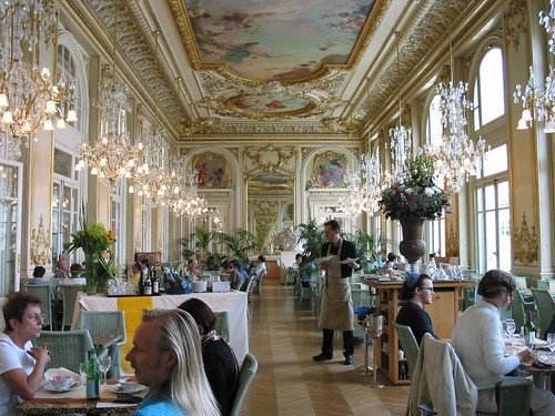 The Musée d'Orsay Restaurant