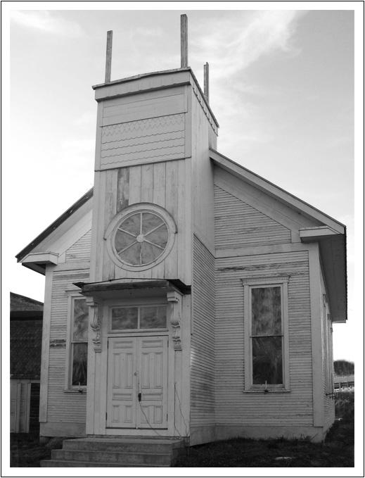 Olde Cloverleaf Village Church