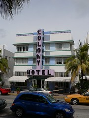 Colony Hotel, Miami South Beach