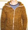 Raglan Cardigan with Zipper
