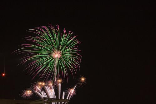Cherry Blossom Festival - Fireworks - 06
