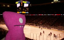 Wedgehead was impressed with the THREE Stanley Cup banners