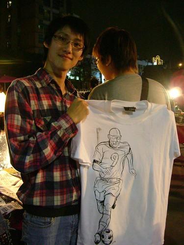 我超喜歡的 T-shirt 設計