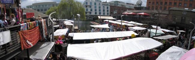 Camden Market. Agárrense los machos.