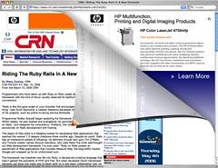 CRN: Peeldown Ad