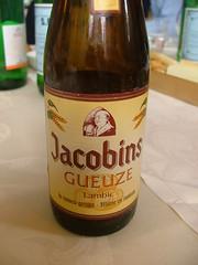 Jacobins Gueze Lambic