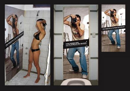 playboy publicidad