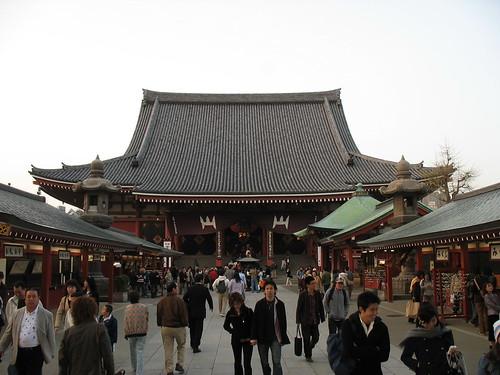 Asakusa, hram