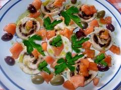 Rollè di tacchino con olive taggiasche-8
