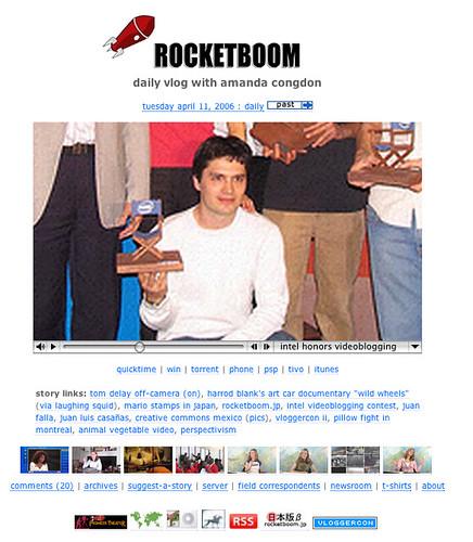 Rocketboom 1