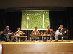 Podiumsdiskussion vom Landesschülerbeirat, Geislingen