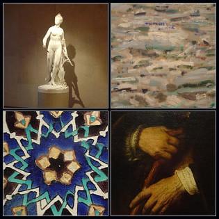 Gulbenkian mosaic