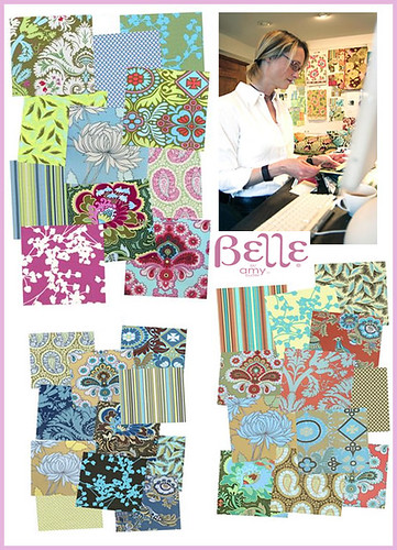 Amy Butler - New Fabric for Spring 2006!