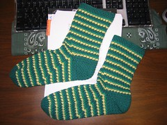 Bron's Socks