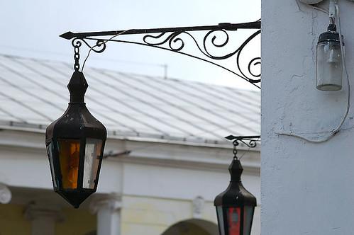 Банальный фонарик