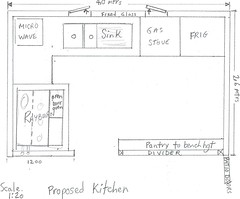 proposed kitchen update