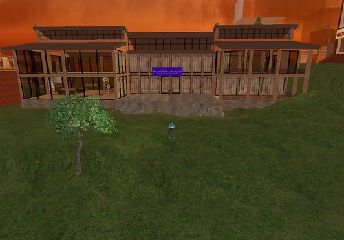 Second Life Library 2.0