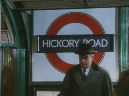 Hickory Road Tube Station