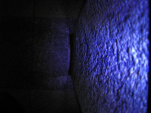 blue light @Tsukishima
