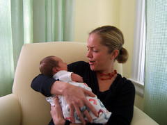 Aunt Courtney (me) + Hudson