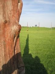 Woodhenge at Cahokia Burial Mounds