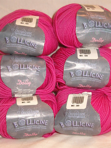 6 Cascade Bollicine Dolly
