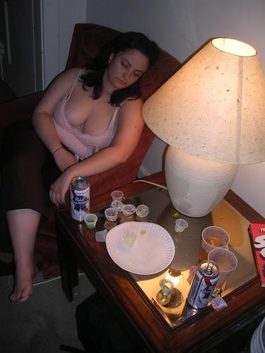 Andrea Sleeps