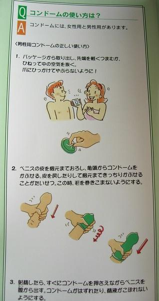 STD leaflet: guide
