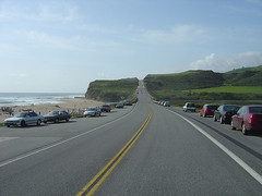 Highway 1 at Scott Creek