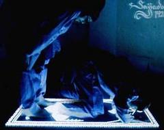 orar en alfombra