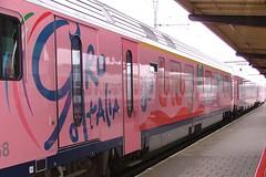 Get on the Giro train