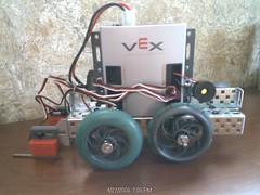 Vex Tablebot 2  - 1