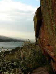 A boulder's view
