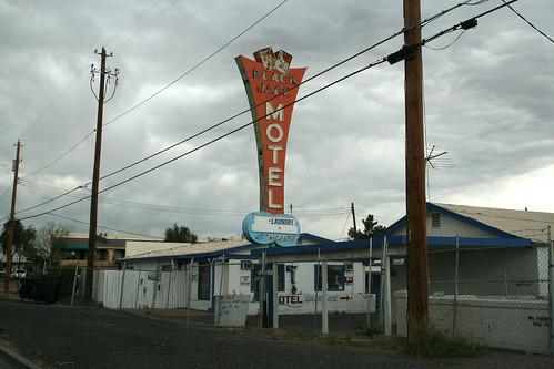 Black Jack Motel