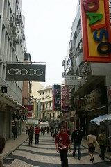 Shopping in Macau