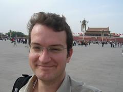 Kai on Tiananmen