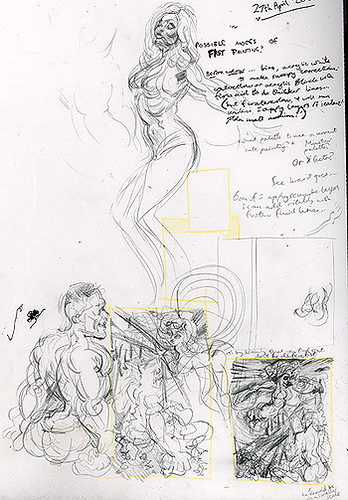 maria sketches