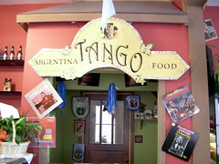 Tango Restaurant - by the bar